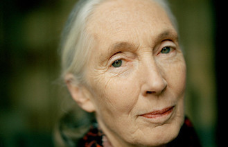 Dr. Jane Goodall, Founder, the Jane Goodall Institute