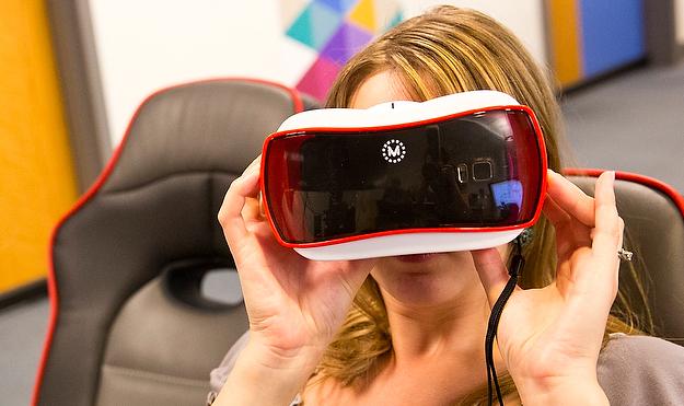 Future of Storytelling - Virtual Reality