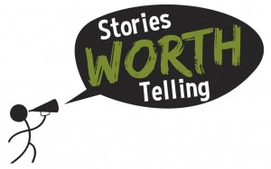 Stories Worth Telling logo