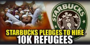 Starbucks Pledge