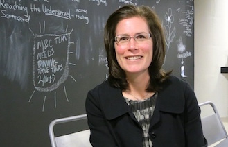 Part 45: Beth Kuenstler and the Importance of Listening and Sparking Conversations in Nonprofit Marketing