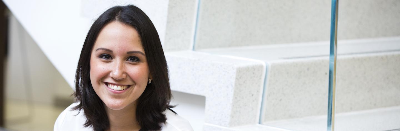 Student Impact: Rina Zelaya