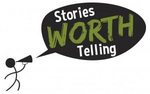 Stories Worth Telling logo